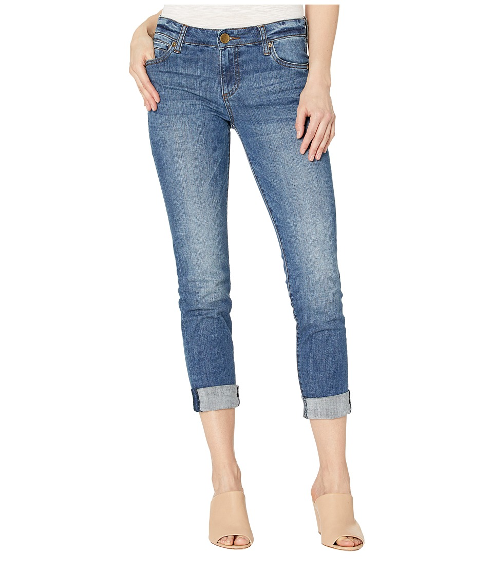 KUT from the Kloth - Catherine Boyfriend Jean in Fervent (Fervent) Womens Jeans