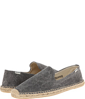 Soludos - Smoking Slipper Washed Canvas