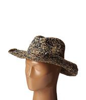 Hat Attack - Raffia Crochet Cowboy