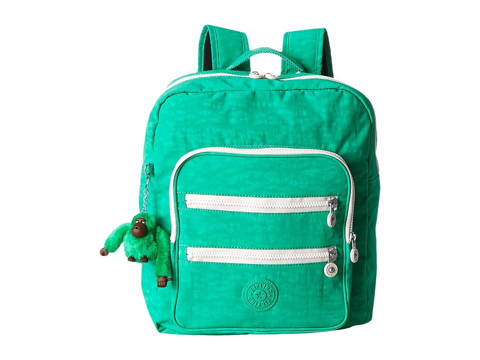 Kipling - Kaden Backpack (Island Green Spectator) Backpack Bags