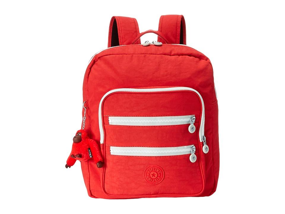Kipling Kaden Backpack Cayenne Spectator Backpack Bags
