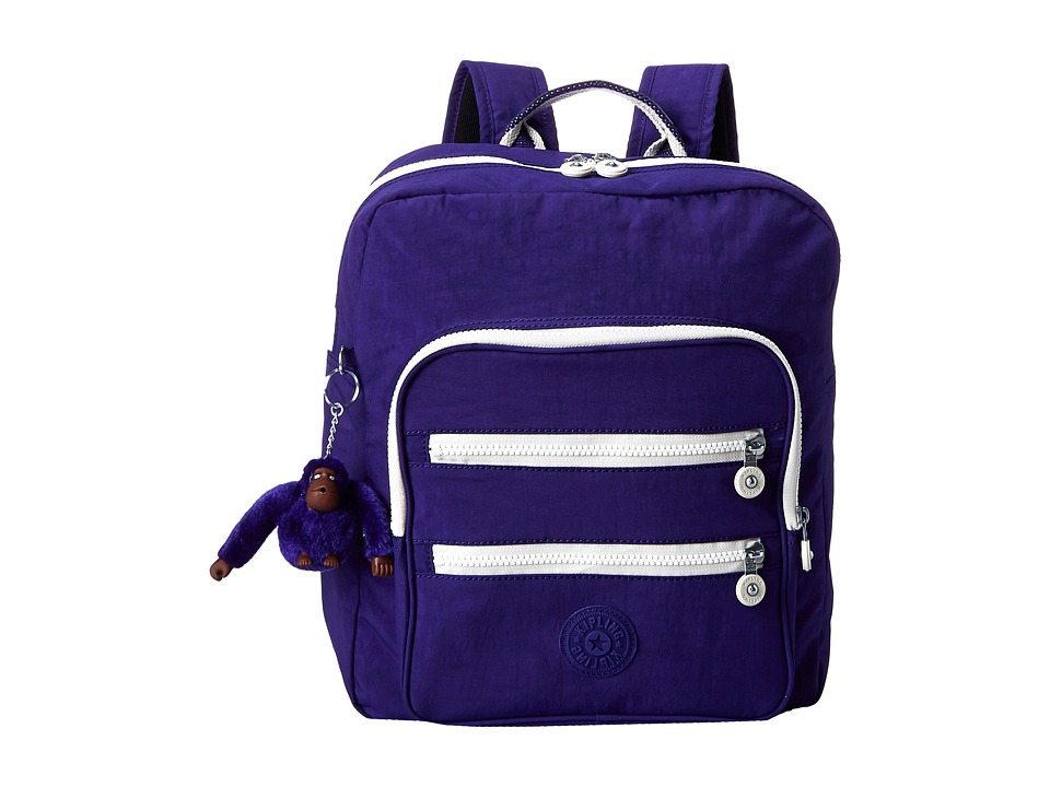 Kipling - Kaden Backpack (Blueberry Pie Spectator) Backpack Bags