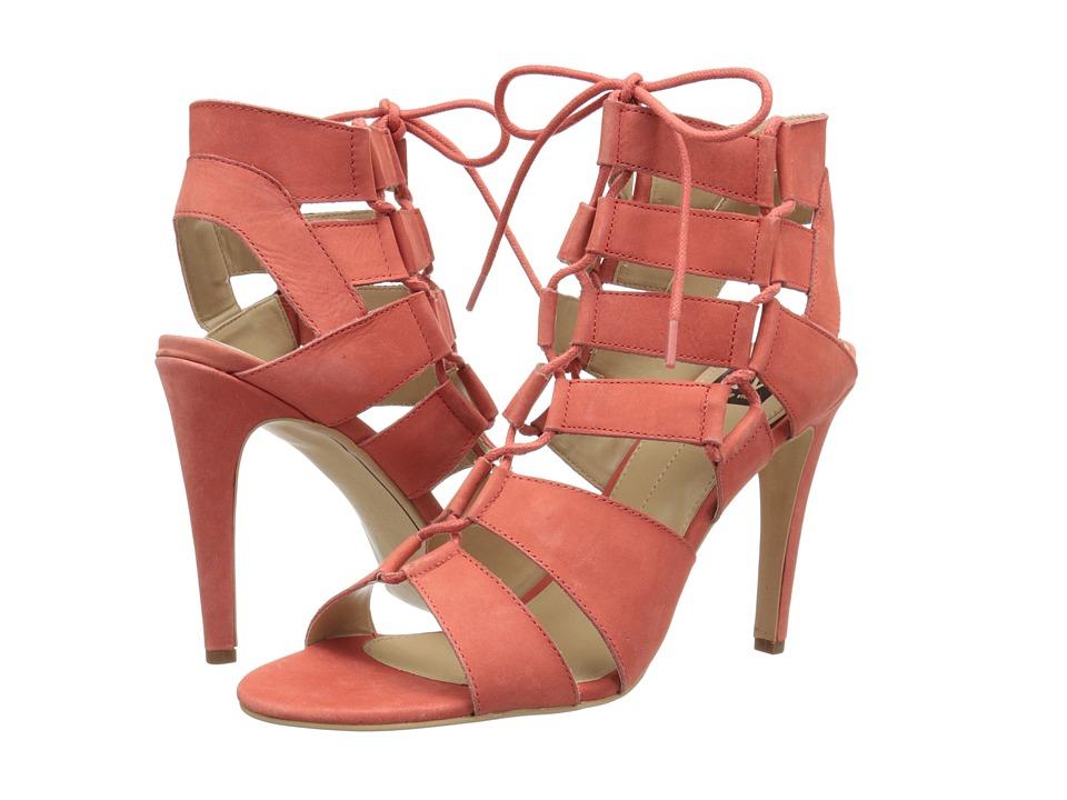 Dolce Vita - Tyler (Coral Nubuck) High Heels