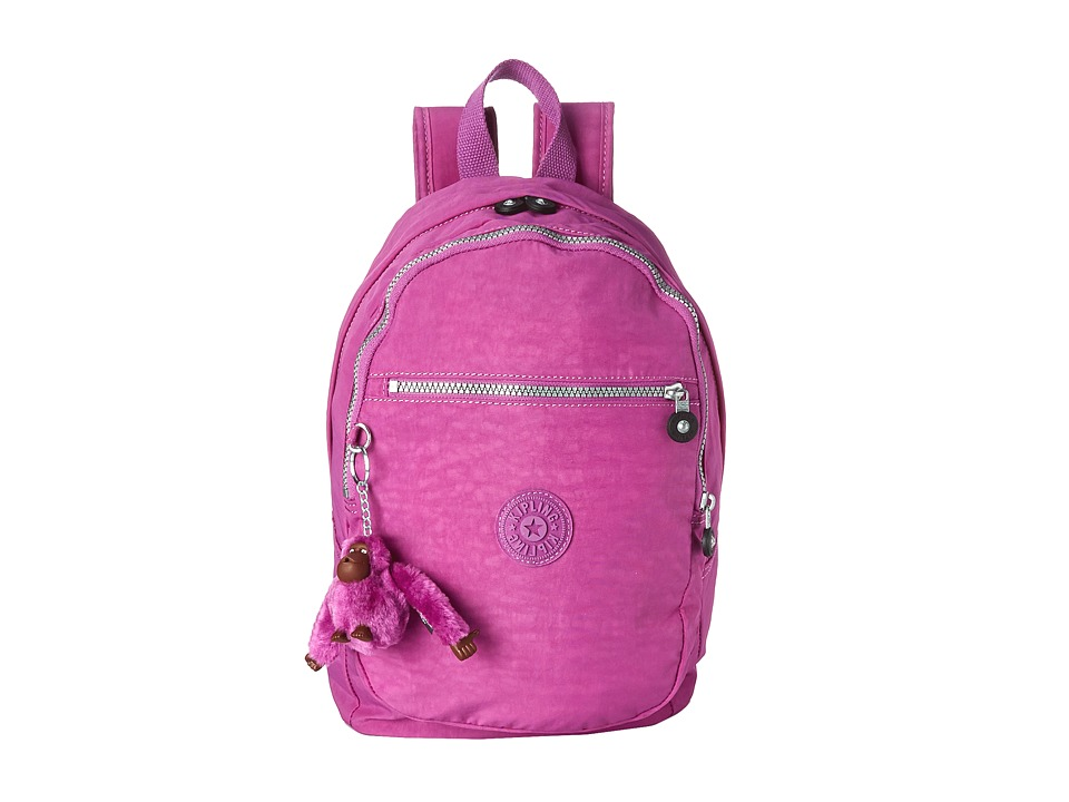 Kipling - Challenger II Backpack (Purple Q) Backpack Bags