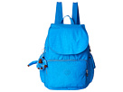 Kipling Ravier Backpack (Blue Jay)