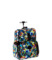 Kipling - Alcatraz II Printed Backpack With Laptop Protection