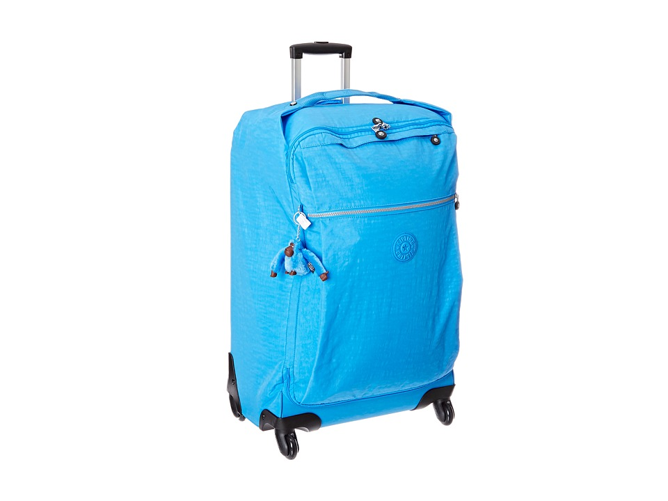 Kipling Darcey Medium Wheeled Luggage Blue Jay Duffel Bags