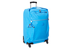 Kipling Darcey Medium Wheeled Luggage (Blue Jay)