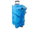 Kipling Discover Large Wheeled Luggage Duffle (Blue Jay)
