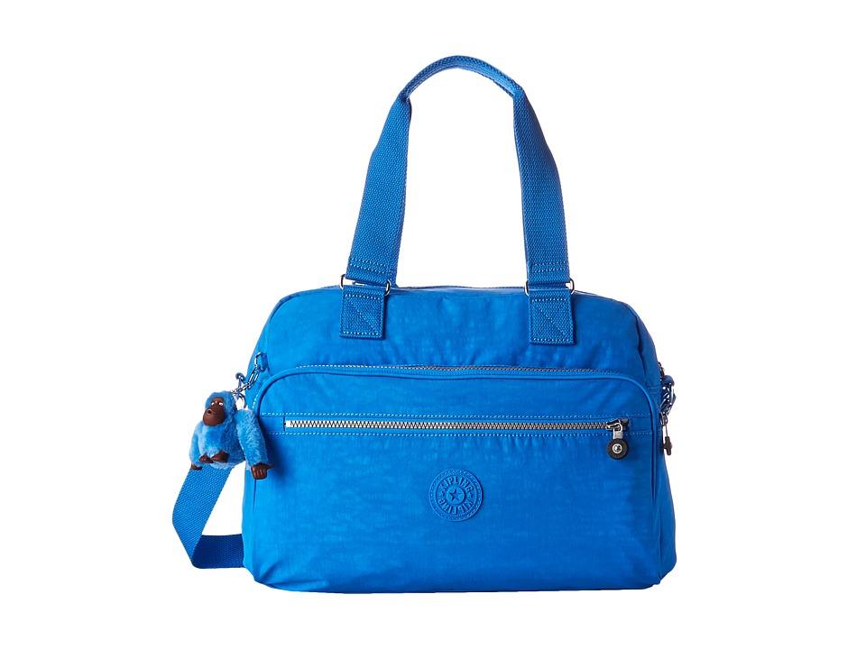 Kipling New Weekend Bag Blue Jay Bags