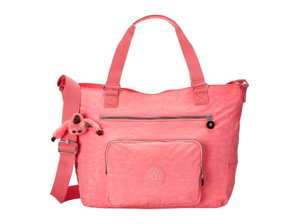 Kipling Maxwell Tote Conversation Heart Tote Handbags