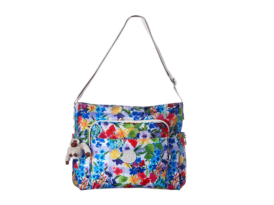 Kipling Kyler Printed Baby Bag Picnic In The Park Diaper Bags