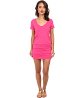 Michael Stars - Short Sleeve V-Neck Dress