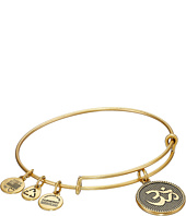 Alex and Ani - Om Charm Bangle II
