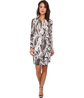 Christin Michaels - Sierra Cutout Wrap Dress