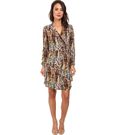 Christin Michaels - Jillian Wrap Dress