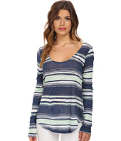 Splendid - Zanzibar Stripe Long Sleeve