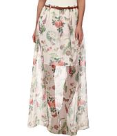 Yumi - Botanical Posies Maxi Skirt