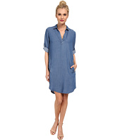 Splendid - Indigo Shirting Dress