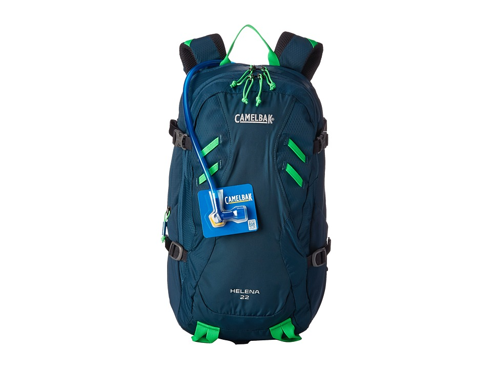 CamelBak - Helena 22 100 oz (Reflecting Pond/Andean Toucan) Backpack Bags