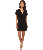 Brigitte Bailey - Mia Wrap Solid Dress