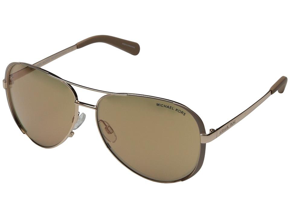 Michael Kors - Chelsea (Rose Gold) Fashion Sunglasses