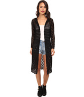 Gabriella Rocha - Long Hooded Duster
