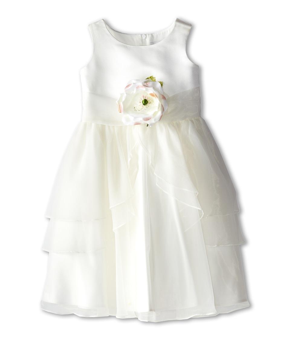 Us Angels - Tank Top Dress w/ Layers of Organza Skirt