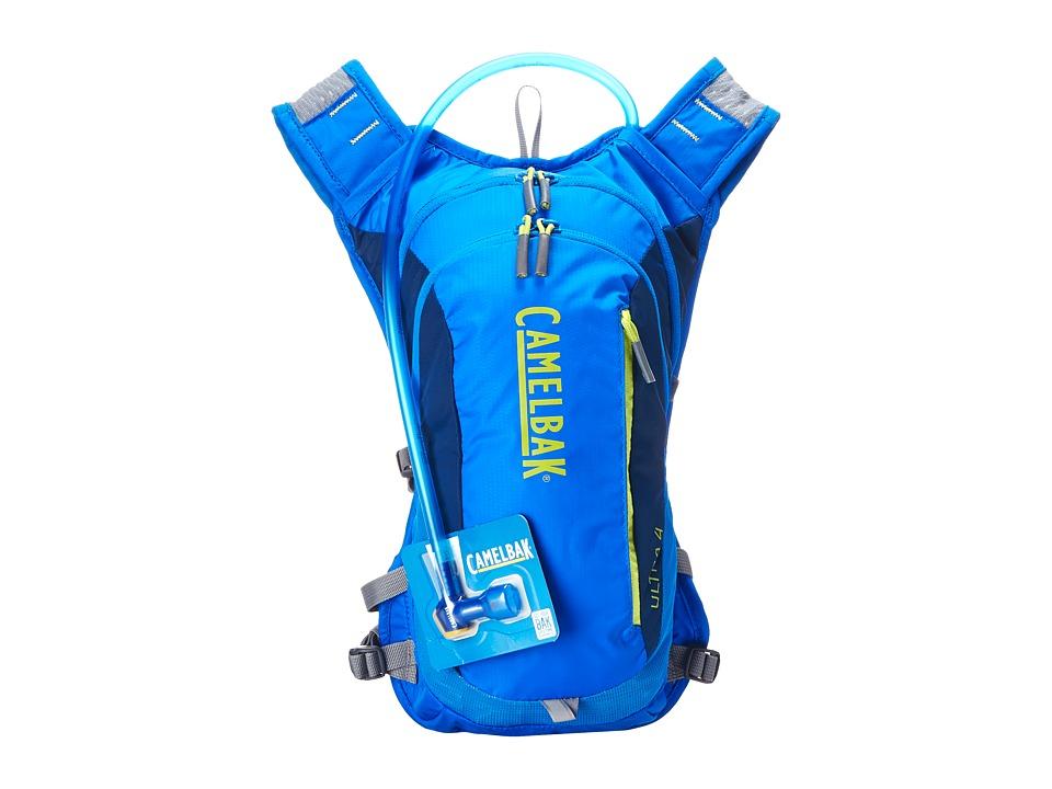 CamelBak Ultra 4 70 oz Electric Blue/Poseidon Backpack Bags