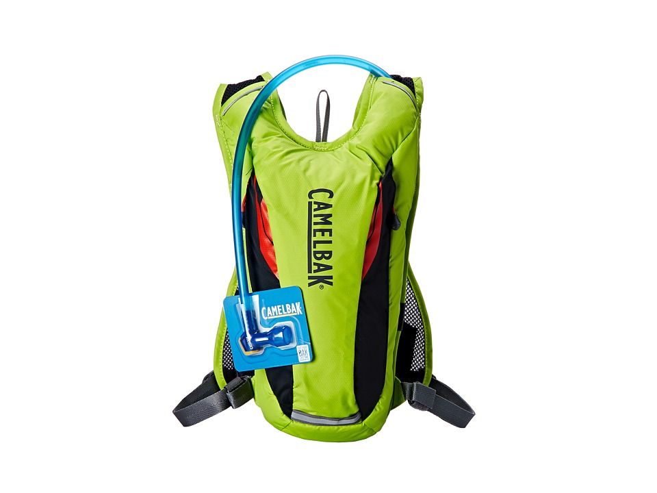 CamelBak Dart 50 oz Lime Punch/Charcoal Backpack Bags