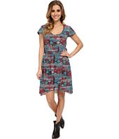 Rock and Roll Cowgirl - Cap Sleeve Dress