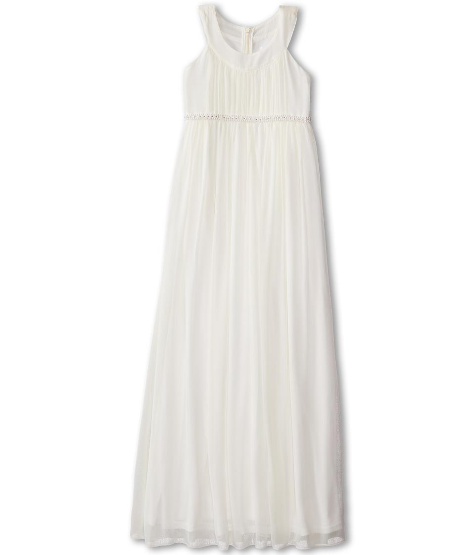 Us Angels - Crinkle Chiffon Dress