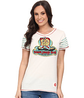Double D Ranchwear - Famous Cowgirl Band Tee
