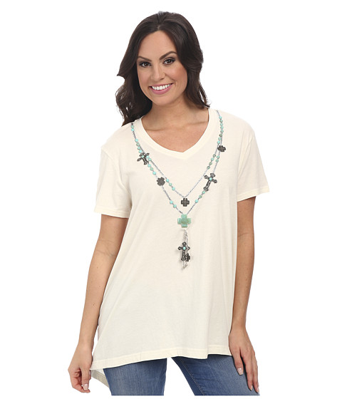 Double D Ranchwear Across The Great Divide Top