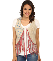 Double D Ranchwear - Where Eagles Fly Vest