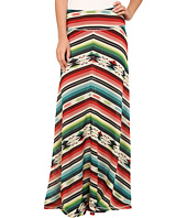 Double D Ranchwear - Little Flower Serape Maxi Skirt