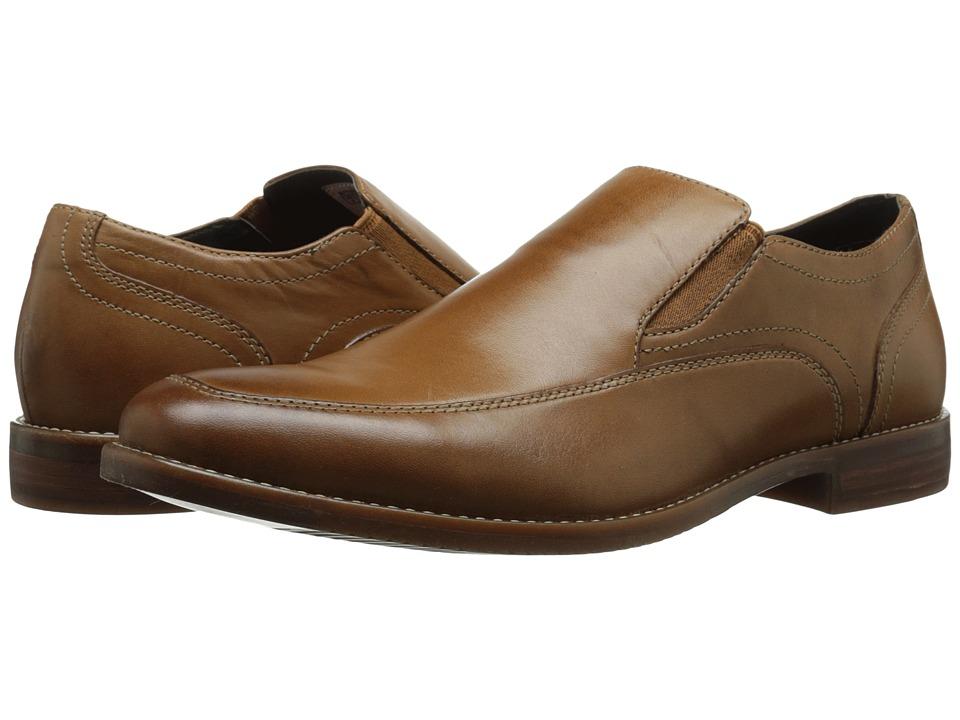 Rockport - Style Purpose Moc Slip-On (Tan) Men