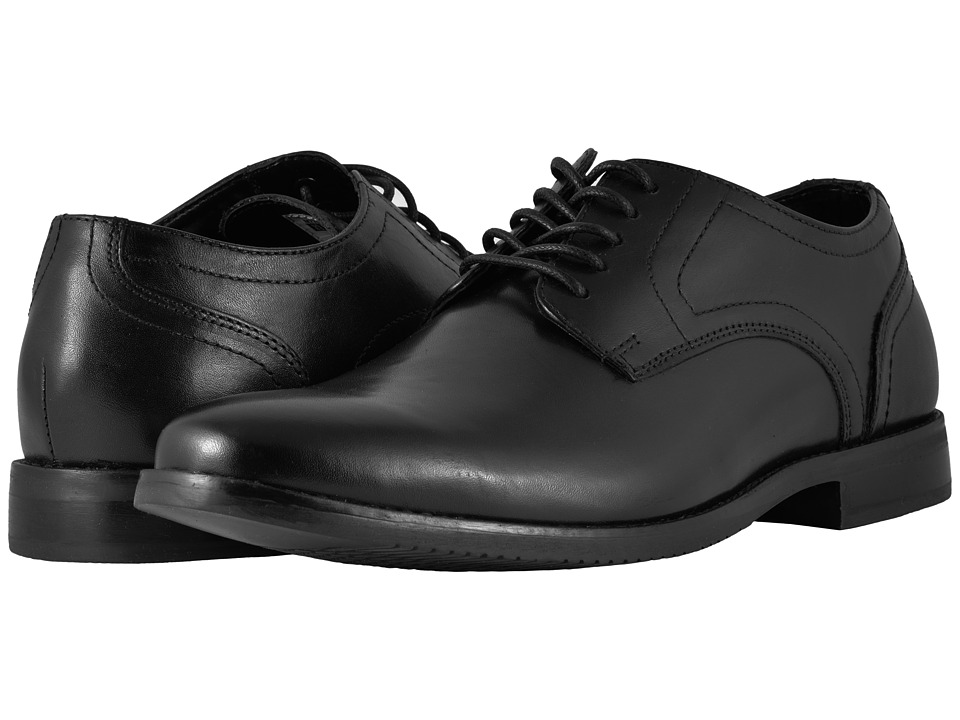 Rockport - Style Purpose Plaintoe (Black) Mens Lace up casual Shoes