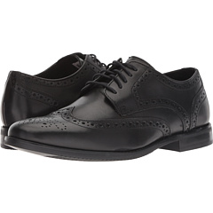 Rockport Men's Style Purpose Wingtip Black 11 W (EE) zSZQYPPPh