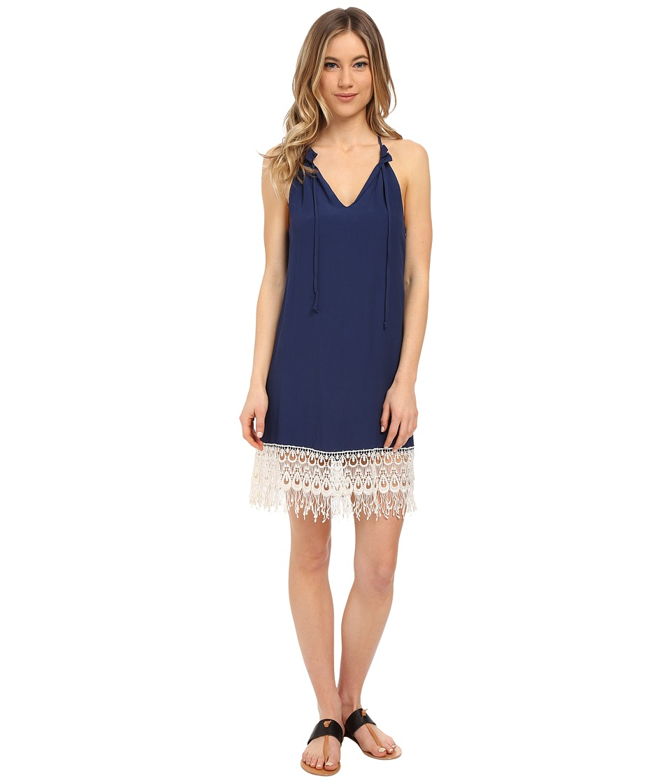 Lucy Love Good Life Dress (Pacific Blue) Women