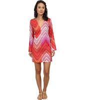 Echo Design - Island Chevron Tunic Cover-Up