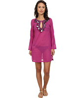 Echo Design - Tassel Neckline Tunic Cover-Up