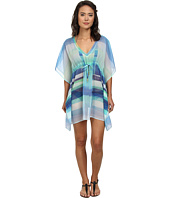 Echo Design - Prism Stripes Silky Butterfly Cover-Up