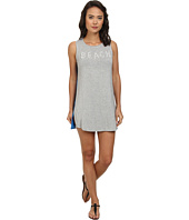 Echo Design - Beaded Beach T-Shirt Tunic Cover-Up
