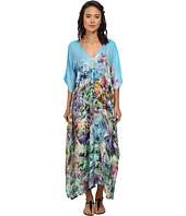 Echo Design - The Reef Silk Dress Cover-Up