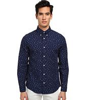 Jack Spade - Carey Anchor Print Shirt