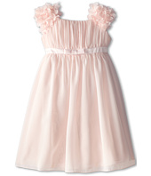 Us Angels - Chiffon Ruffle Sleeve Dress (Big Kids)