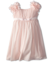 Us Angels - Chiffon Ruffle Sleeve Dress (Little Kids)