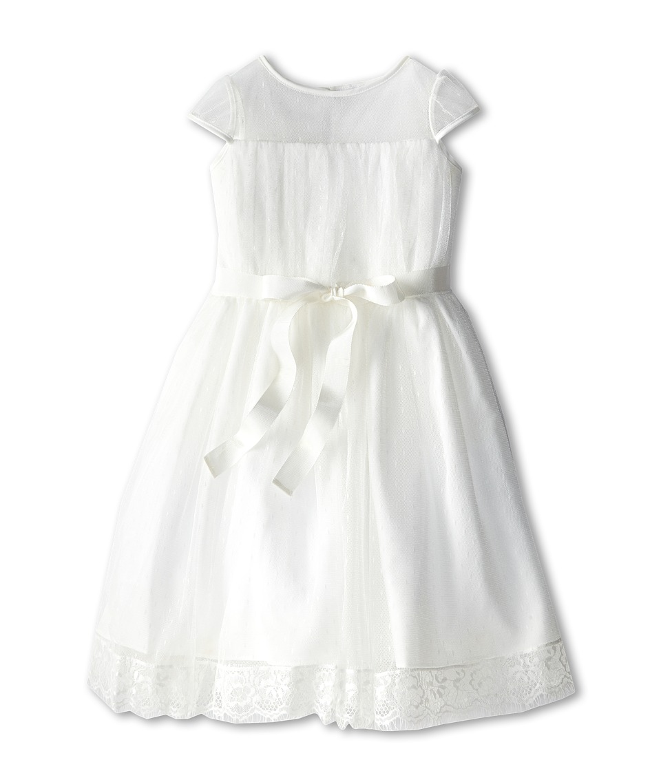 Us Angels - Point D' Esprit Dress