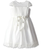 Us Angels - Point D' Esprit Dress (Big Kids)